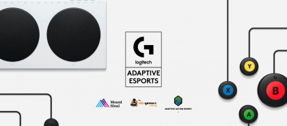 Logitech G and Partners Host First Adaptive Esports Invitational