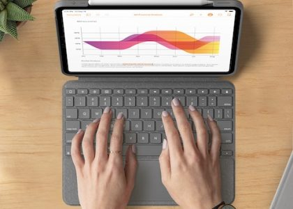 Logitech Announces Combo Touch for iPad Air (4th Generation) and New Color for iPad Pro Combo Touch Models