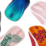 Vibrant Patterns Now Available for New Logitech Design Collection – Limited Edition Wireless Mice