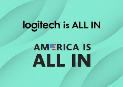 Logitech Is All In
