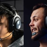 Blue Icepop, premium headset mic for Logitech G PRO and ASTRO A40 TR, enhances your gaming & streaming experience